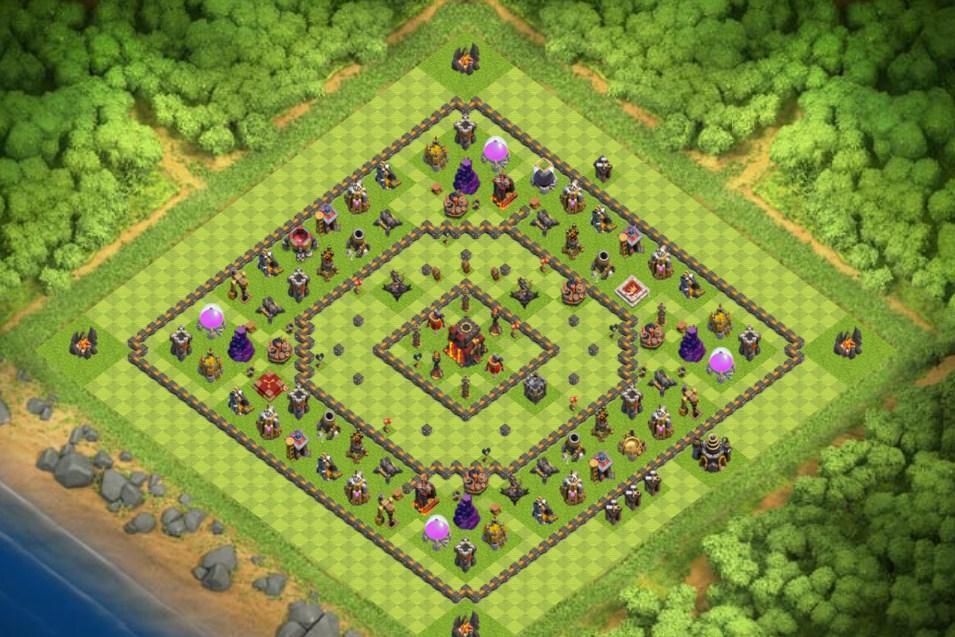 how to choose best coc layout